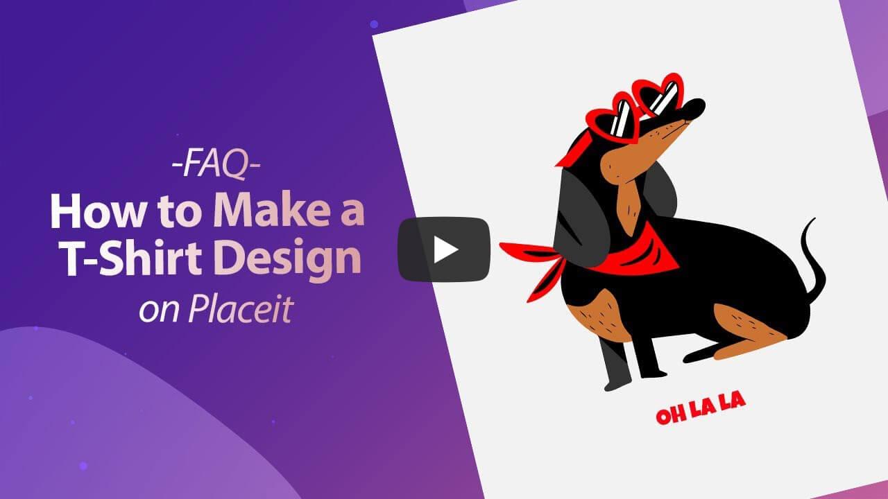 How to Make a T-Shirt Design