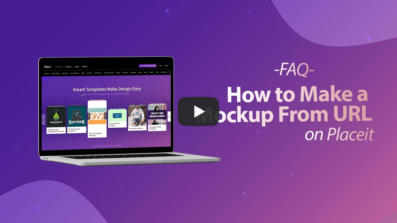 How to Make a Mockup From an Url