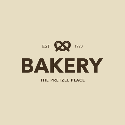Bakery Logo Maker Minimalist