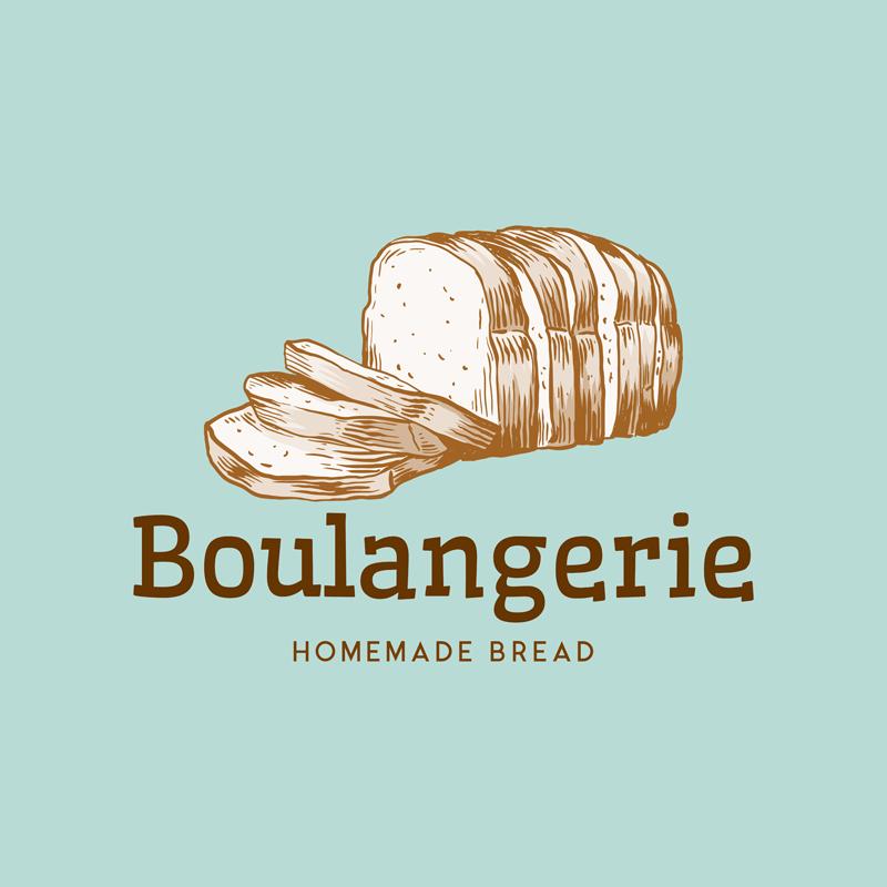 Boulangerie Logo Maker