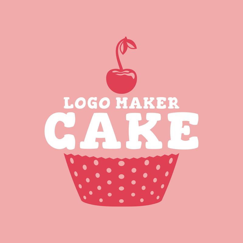 Cupcake Logo Maker