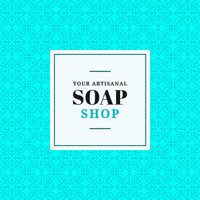 Handmade Soap Business Logo Maker A1159