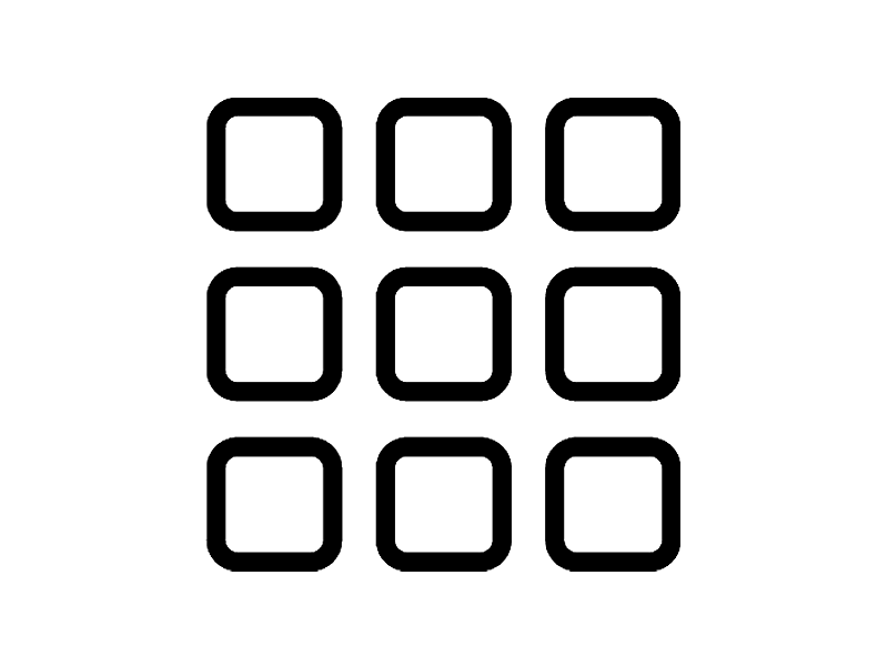 Grid Icon