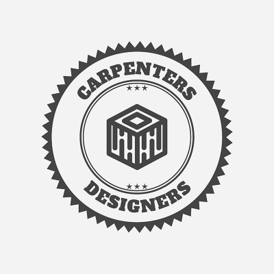 Carpenter Logo Maker For A Furniture Designer
