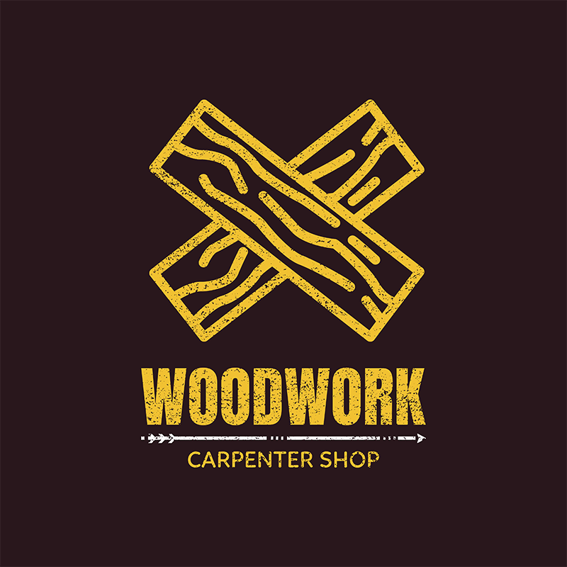 Woodworking Logo Maker