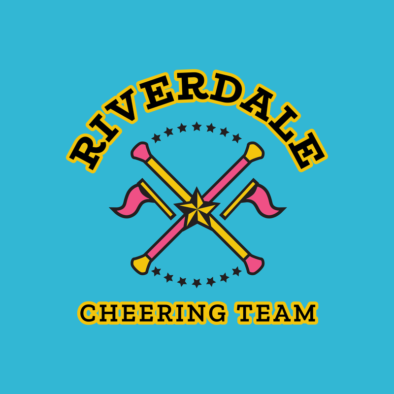 Cheer Logo Maker For A Cheering Team