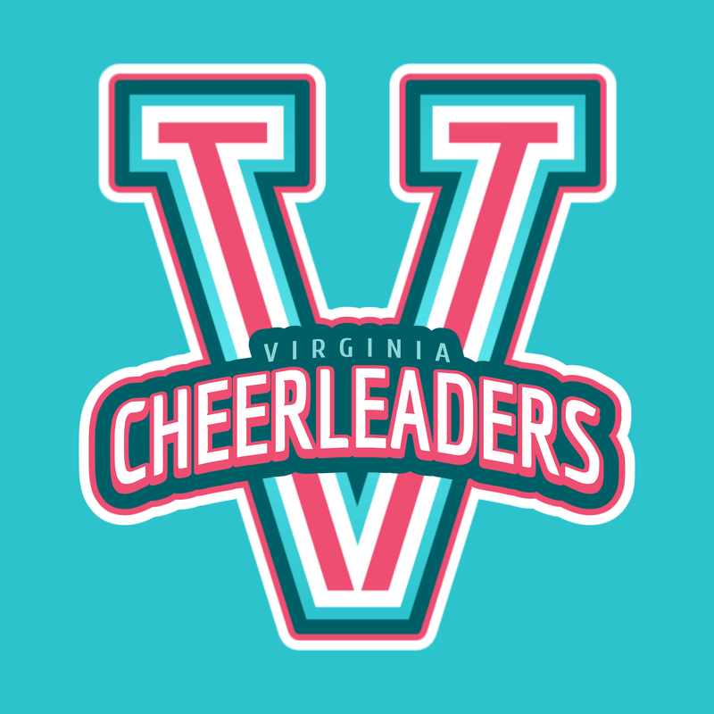 Cheerleader Logo Generator For A Cheer Squad