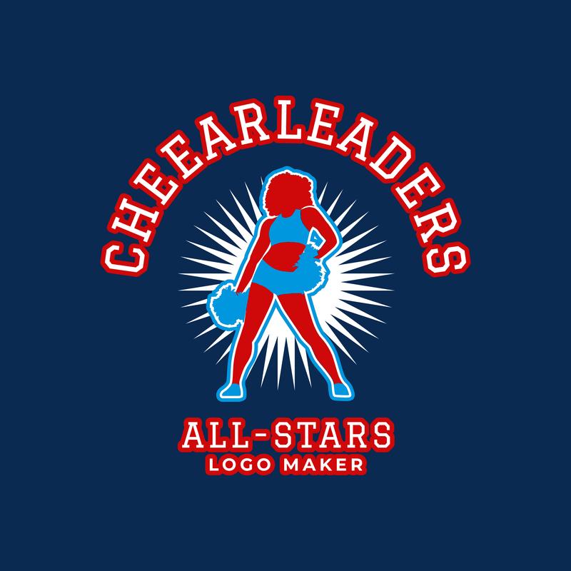 Cheerleading Logo Maker