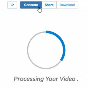 Processing Cinemagraph 02