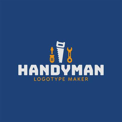 Handyman Logo Generator