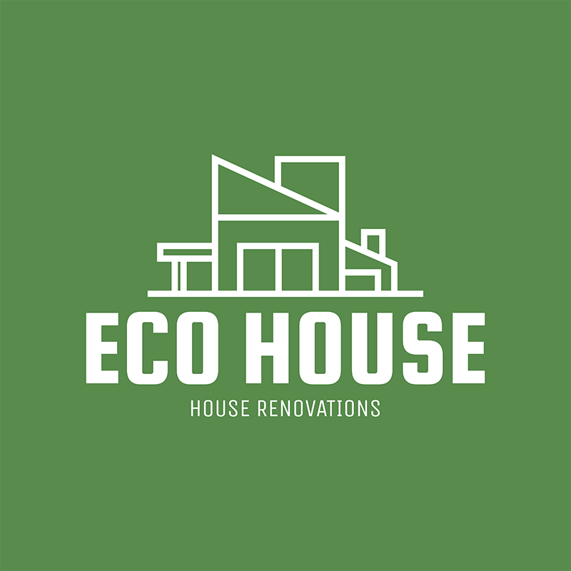 Logo Maker For House Renovation Experts
