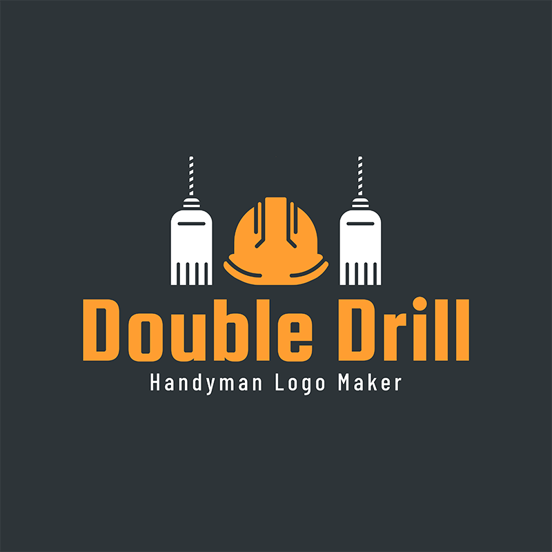 Logo Template For A Handyman