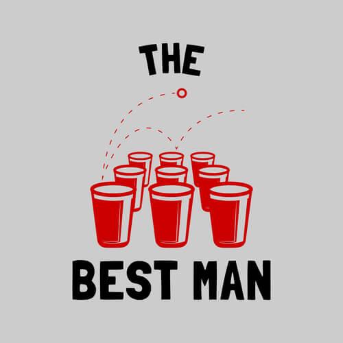 Bestman Tshirt Design Template