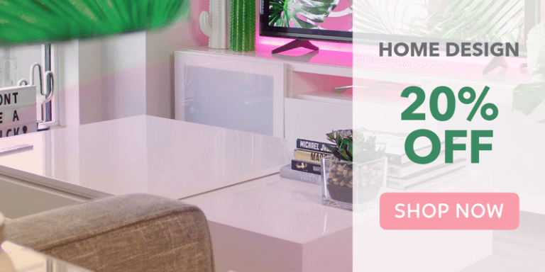 Home Design Store Banner Ad Maker