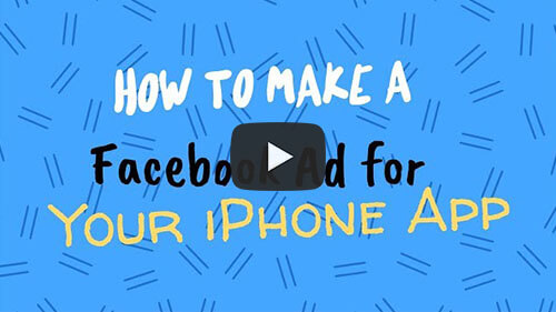 How To Make A Facebook Ad For Your Iphone App