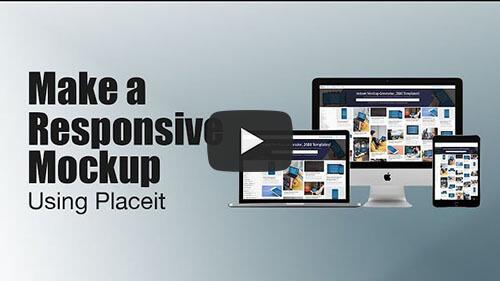 Make A Responsive Mockup