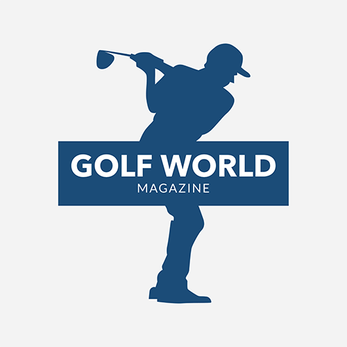 Golf Logo Maker For A Golf Magazine 1555b