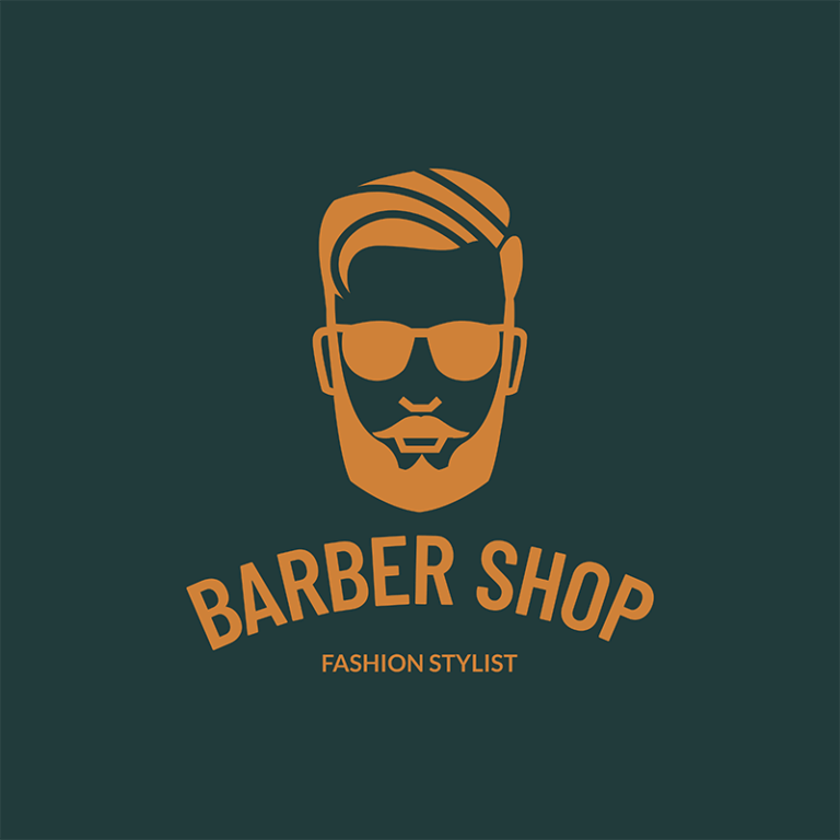 Custom Logo Maker For Barber Shops