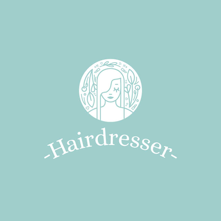 Hair Salon Logo Maker