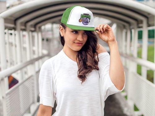Trucker Hat Landing Page