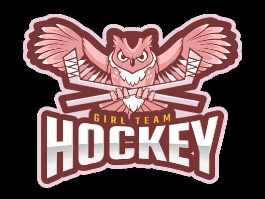 Hockey Logo Animal