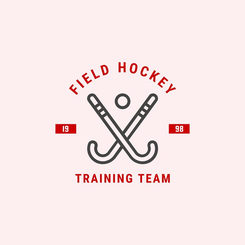 Sticks Hockey Logo Maker