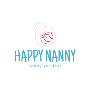 Happy Nanny Logo Maker 02