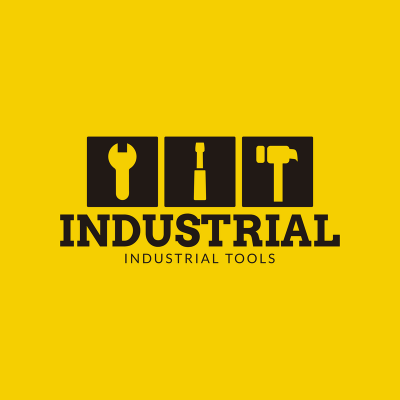 Industrial Business Logo Template