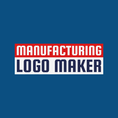 Manufacturing Technology Logo Maker