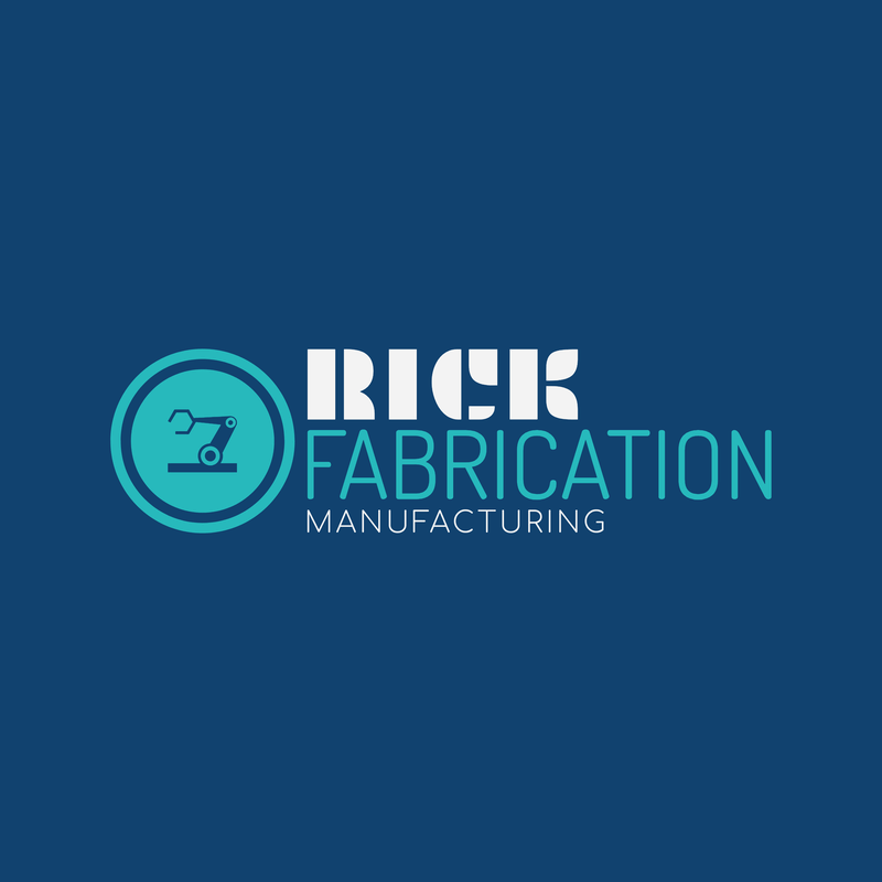 Manufacturing And Fabrication Logo Template