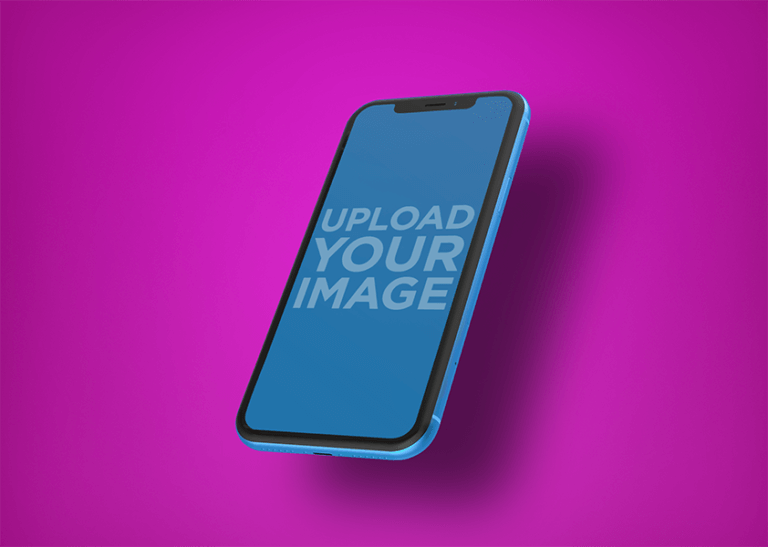 Iphone Xr Render Mockup 23129