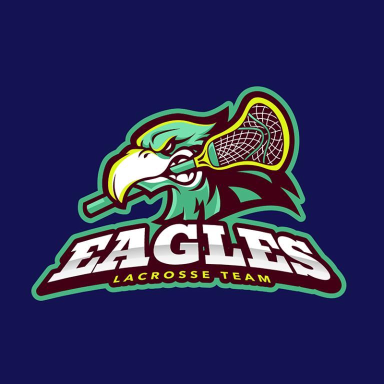 Fierce Lacrosse Team Logo Maker 1591d