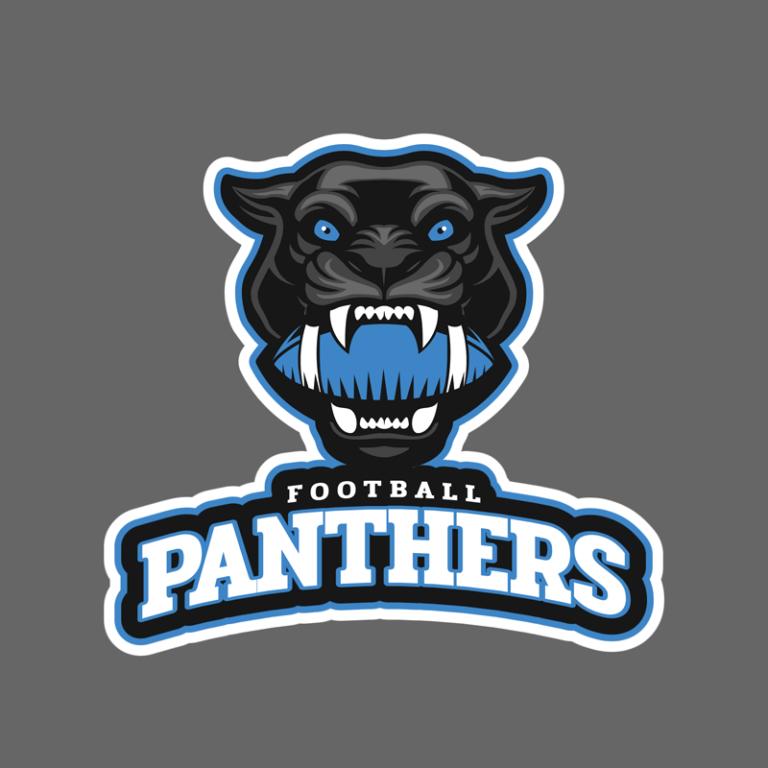 Football Mascot Sports Logo