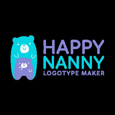 Babysitting Logo Maker
