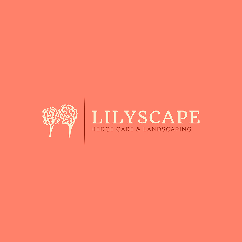 Hedge Care Logo Design Template 1425d