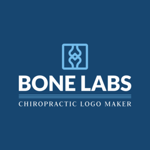 Bone Labs Chiropracter Logo