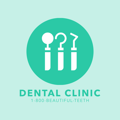 Dental Clinic Medical Logo Maker