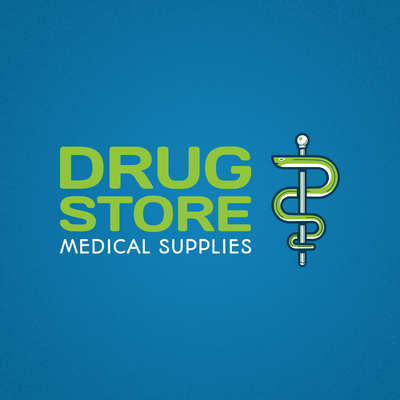 Drug Store Medical Logo Maker