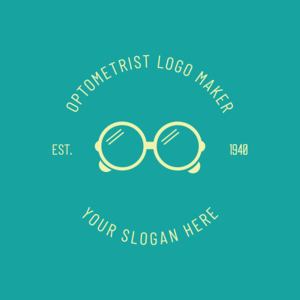 Glasses Logo Maker
