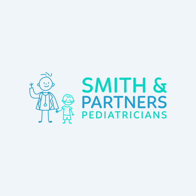 Pediatrician Medical Logo Maker