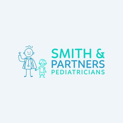 Pediatrician Medical Logo Maker