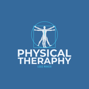 Physical Therapy Chiropracter Logo