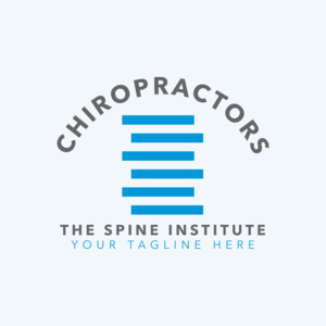 Spine Chiropracter Logo