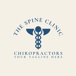 Spine Clinic Chiropracter Logo