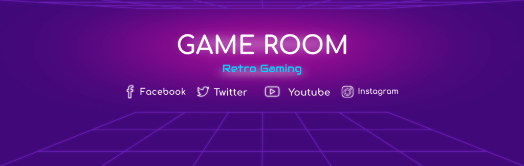Purple Twitch Banner