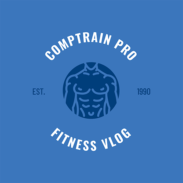 Personal Trainer Logo Maker 1273f (1)