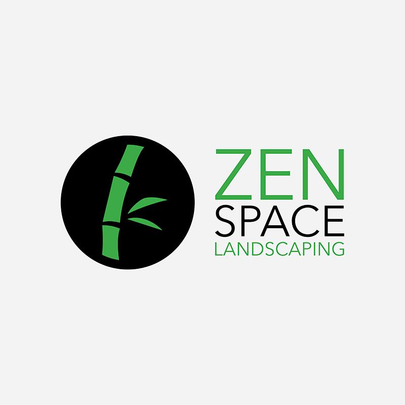 Zen Landscaping Logo Template 1435a