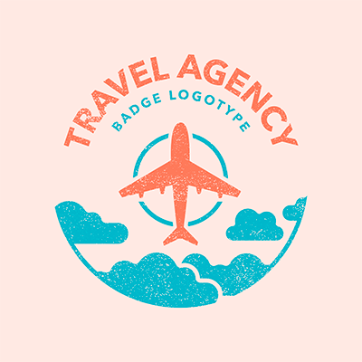 Travel Agency Logo Maker With Travel Graphics