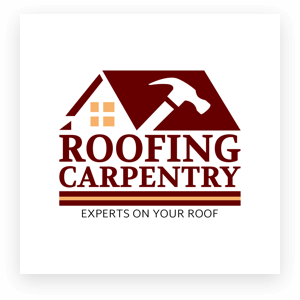 Roofing Carpentry Logo Maker Min