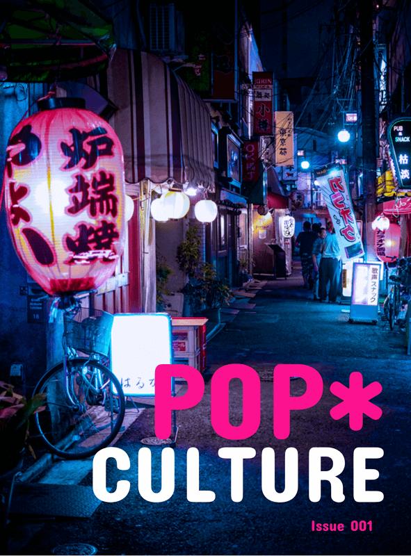 Magazine Cover Culture